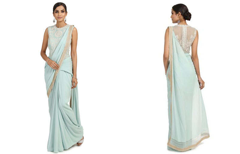 Drape Saree by Tarun Tahilani