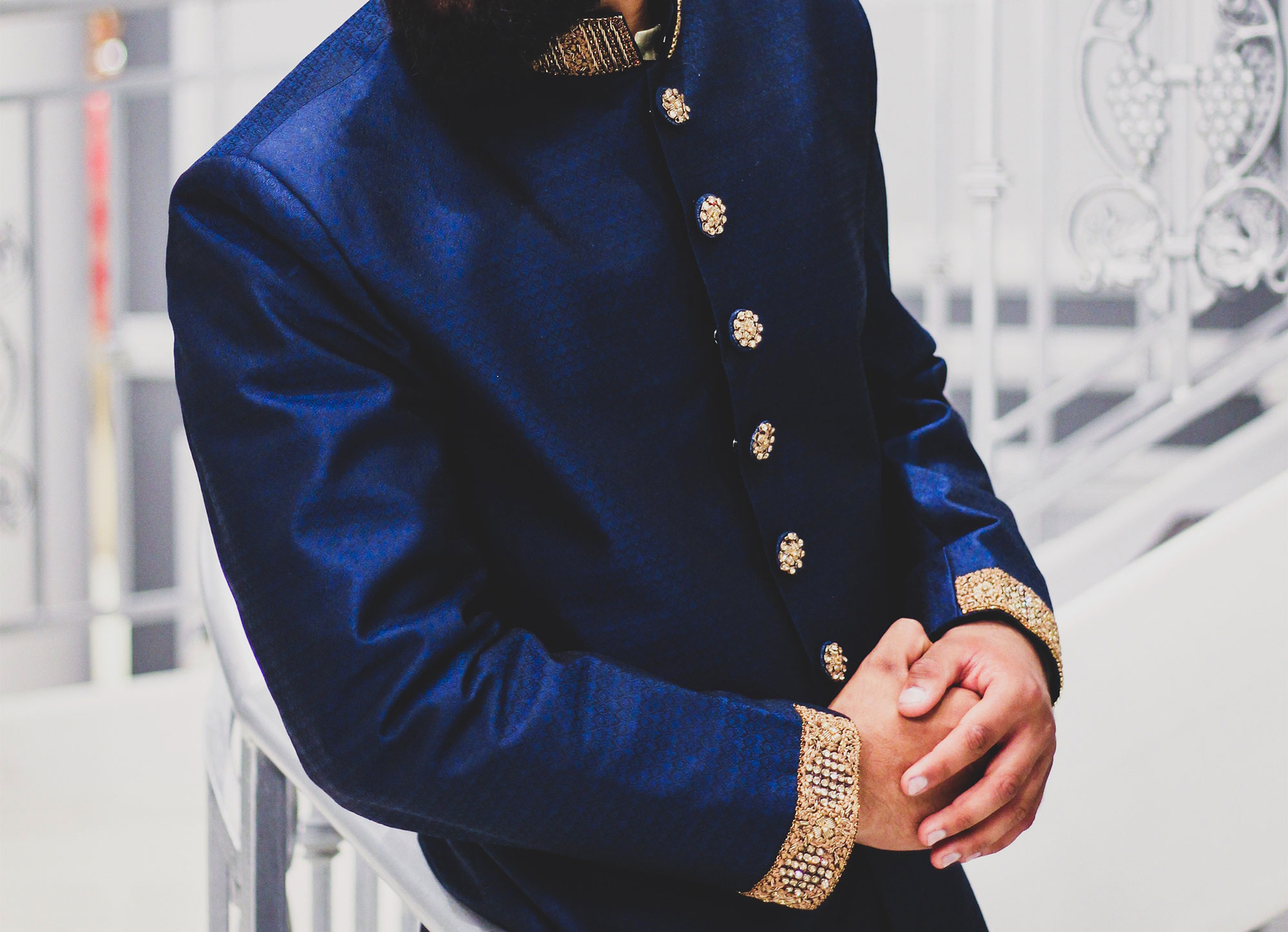 10 Indian Wedding Sherwani Styles from 2018
